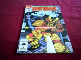 BATMAN  THE NEW ADVENTURES  N° 413 NOV  87 - DC