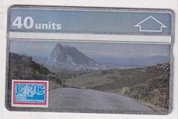 TK  24821 GIBRALTAR -  L&G 101K... MINT ! - Gibraltar