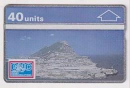 TK  24823 GIBRALTAR -  L&G 101K... MINT ! - Gibraltar