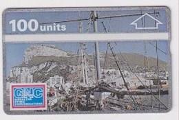 TK  24826 GIBRALTAR -  L&G 101K... MINT ! - Gibraltar