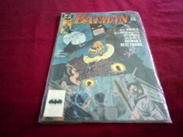 BATMAN  458   N° 458   JAN 91 - DC