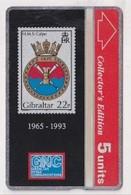 TK  24829 GIBRALTAR -  L&G 306A... MINT ! - Gibraltar