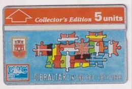 TK  24831 GIBRALTAR -  L&G 308A... MINT ! - Gibraltar