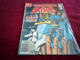 DETECTIVE COMICS  BATMAN   N° 528   JULY - DC