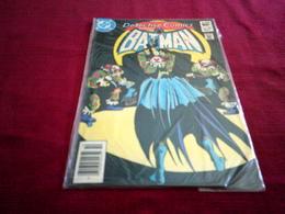 DETECTIVE COMICS  BATMAN   N° 531   OCT - DC