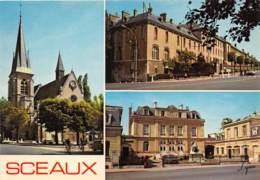 HAUTS DE SEINE  92  SCEAUX - TROIS VUES - Sceaux