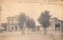 HAUTS DE SEINE  92  SCEAUX - LA JUSTICE DE PAIX ET LE MARCHE COUVERT - Sceaux