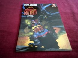 BATMAN  JUDGE DREDD  JUDGMENT ON GOTHAM - DC