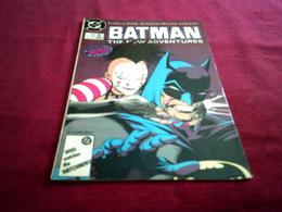BATMAN THE NEW ADVENTURES  N° 412 OCT 87 - DC
