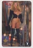 TK  24836 EROTIC - USA - Prepaid International Telecom Communications Network - Playboy - Erótica (Adultos)