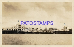 134170 PARAGUAY HELP VISTA PARCIAL & SHIP BREAK CIRCULATED TO BOLIVIA POSTAL POSTCARD - Paraguay