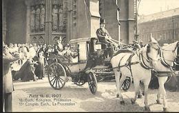 - METZ - CONGRES EUCHARISTIQUE DE METZ (11/08/1907) La Procession - Manifestazioni