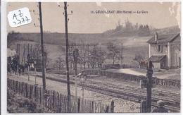 CHAUDENAY- LA GARE - Other Municipalities