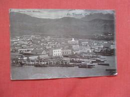 General View, Mindello - St. Vinvent - C.V.    Ref 4098- - Cabo Verde