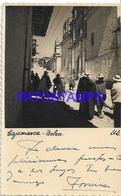 134184 PERU BELEN VISTA DE LA CALLE POSTAL POSTCARD - Perú