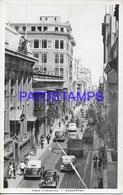 134192 PERU LIMA STREET JIRON CARABAYA & AUTOMOBILE CAR POSTAL POSTCARD - Perú