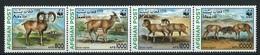 1998 Sheep WWF Set Afghanistan Set Mnh ** 6 Euros - Granjas
