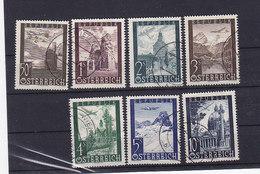 Österreich Nr. 822-828 Gestempelt - 1945-60 Used