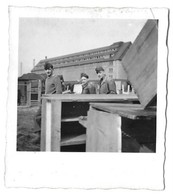 MILITARIA - PHOTOGRAPHIE ANCIENNE DE SOLDATS, MILITAIRES, VOIR LE SCANNER - Dokumente