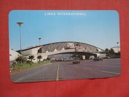 Linea Internacional  Mexico Ref 4099 - Mexique