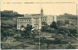 -2B-CORSE-  ERBALUNGA - Ancvien  Couvent Des Benedictins,Aujourd'hui Pensionnat D'Erbalunga - Francia
