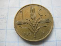 Mexico , 1 Centavo 1952 OM - Mexico