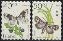 Iceland - #919-20(2) - MNH - Ungebraucht