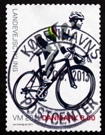 Denmark 2011  Cycle World Championship.   MiNr.1661 ( Lot   L 3065 ) - Gebraucht