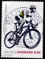 Denmark 2011  Cycle World Championship.   MiNr.1661 ( Lot   L 3066 ) - Gebraucht