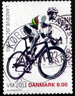 Denmark 2011  Cycle World Championship.   MiNr.1661 ( Lot   L 3067 ) - Gebraucht