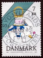 Denmark 2015   Royal Medail.   Minr.1829  ( O)    ( Lot  L 3069   ) - Gebraucht