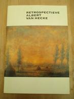 Hamme Scheldeland Retrospectieve Albert Van Hecke  Bert Peleman 1994 40 Blz Vlassenbroek Sombeke Elversele 40 Blz - Histoire