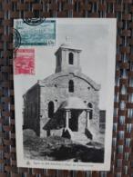 Bir-Kasdali. ( L'église) Le 20 06 1924. Algérie - Otras Ciudades