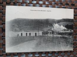 Ain-Kechera. ( Vue Panoramique) Le 18 03 1929. Algérie - Otras Ciudades