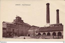 42. Loire   .  Firminy  : Puits  Monterrat . - Firminy