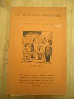 Nederlands Kamertoneel 1953 1954 Persknipsels Mariaburg Dora Van Der Groen Denise De Weerdt Sinjoorke Antwerpen - Histoire