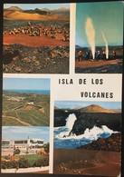 LANZAROTE. ISLA DE LOS VOLCANES. - Lanzarote