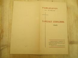 Sint Niklaas Vlaamse Liederen Bevrijding 1945 Tweede Wereldoorlog - Programs