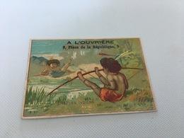 BM - 1400 - A L'ouvriere - Costumes Et Confections - Enfants Archers - Tir à L'Arc