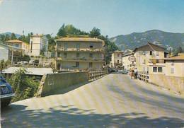 GOMBOLA-MODENA-INSEGNA BENZINA=ESSO=CARTOLINA VERA FOTOGRAFIA-NON VIAGGIATA - Modena