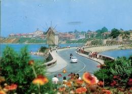 CP Bulgarie 1975 - Moulin à Vent, Nessebar - Bulgaria