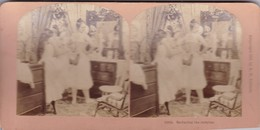 STEREO PHOTO  KILBURN YEAR 1897 / A FOUR IN HAND - Stereoscoop
