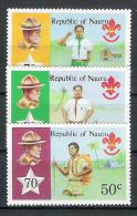 Nauru N° YVERT 181/83  NEUF ** - Nauru