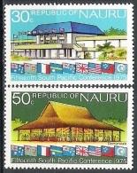 Nauru N° YVERT 125/26  NEUF ** - Nauru