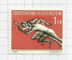Liechtenstein N°307 Neuf Avec Charnière* Cote 8 Euros - Liechtenstein