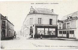 AUBIGNE : LE CENTRE - Other Municipalities