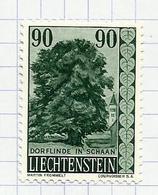 Liechtenstein N°341 Neuf Avec Charnière* Cote 5 Euros - Liechtenstein