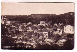 AK # Krzemieniec # General View With Synagog (on The Right) - Ukraine