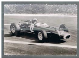 """JM27.05 / CPSM / """" L AUTOMOBILE-SPORT MECANIQUE :"""" B.R.M. FORMULE 1 - 1965 ( GR.HILL/ J.STEWART) - Grand Prix / F1"""