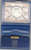 Lire 500 Argento. Repubblica Italiana. Moneta Commemorativa Centenario Della Nascita Guglielmo Marconi 1974 - Commemorative